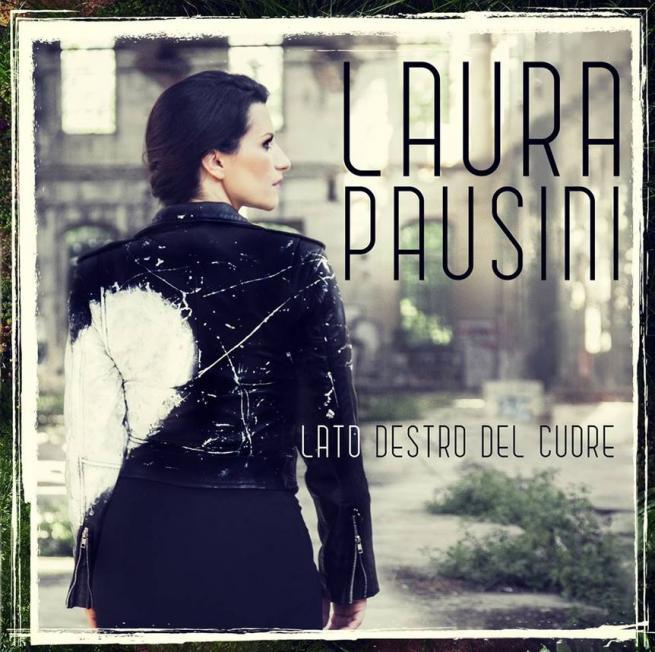 """Laura Pausini, esce il nuovo singolo """"Lato destro del cuore"""""""