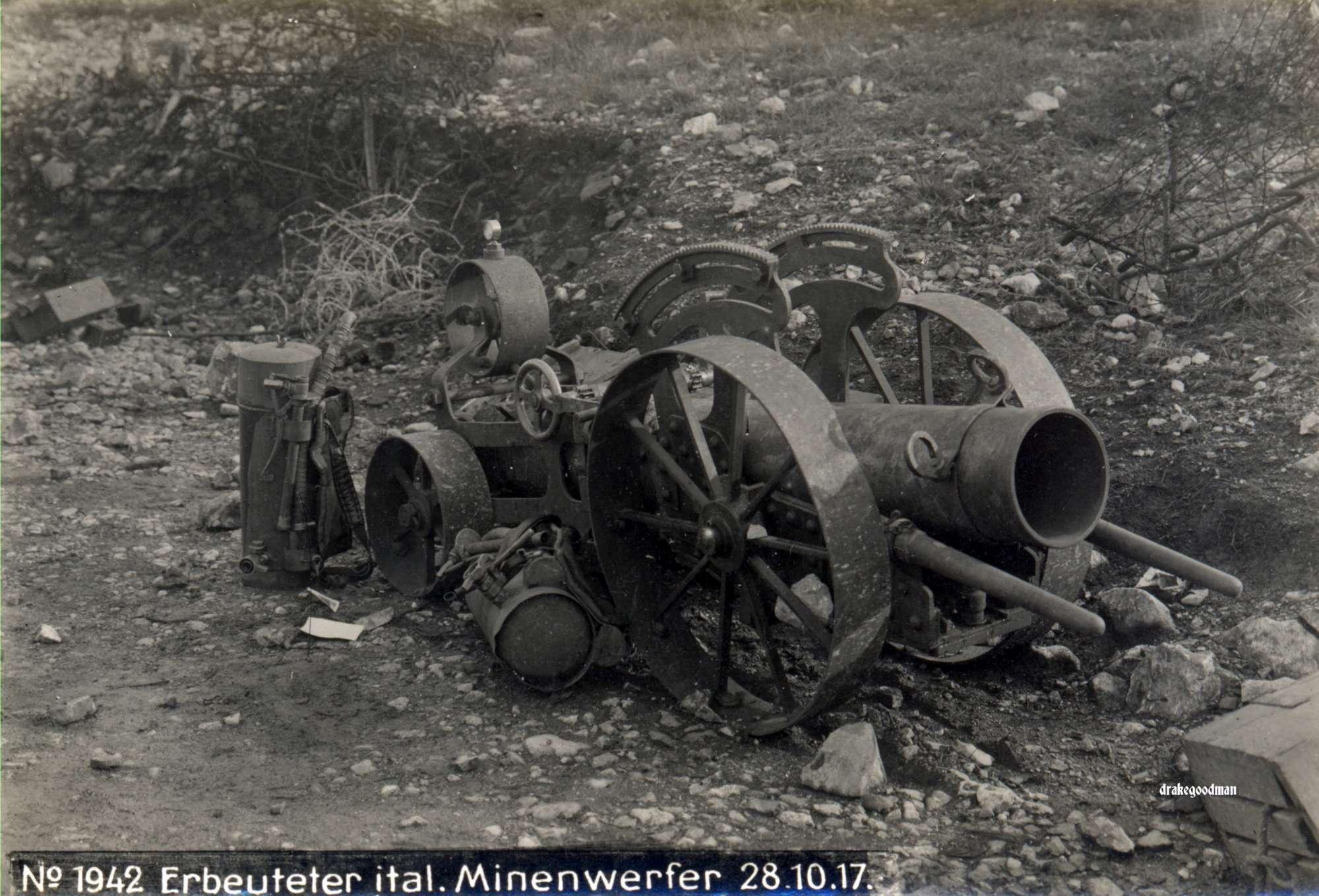 Prima guerra mondiale, cento anni dalla disfatta di Caporetto