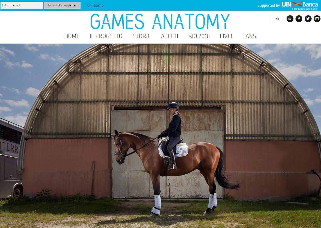 Games Anatomy, i Giochi Paralimpici come non li avete ancora visti