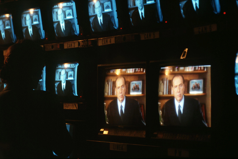 Dalla  discesa in campo  a oggi: Silvio Berlusconi in politica