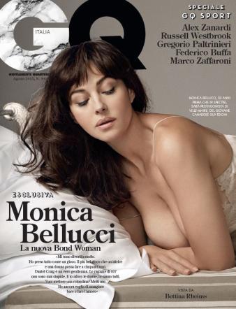 """Monica Bellucci: """"E chi l'ha detto che sono single?"""""""
