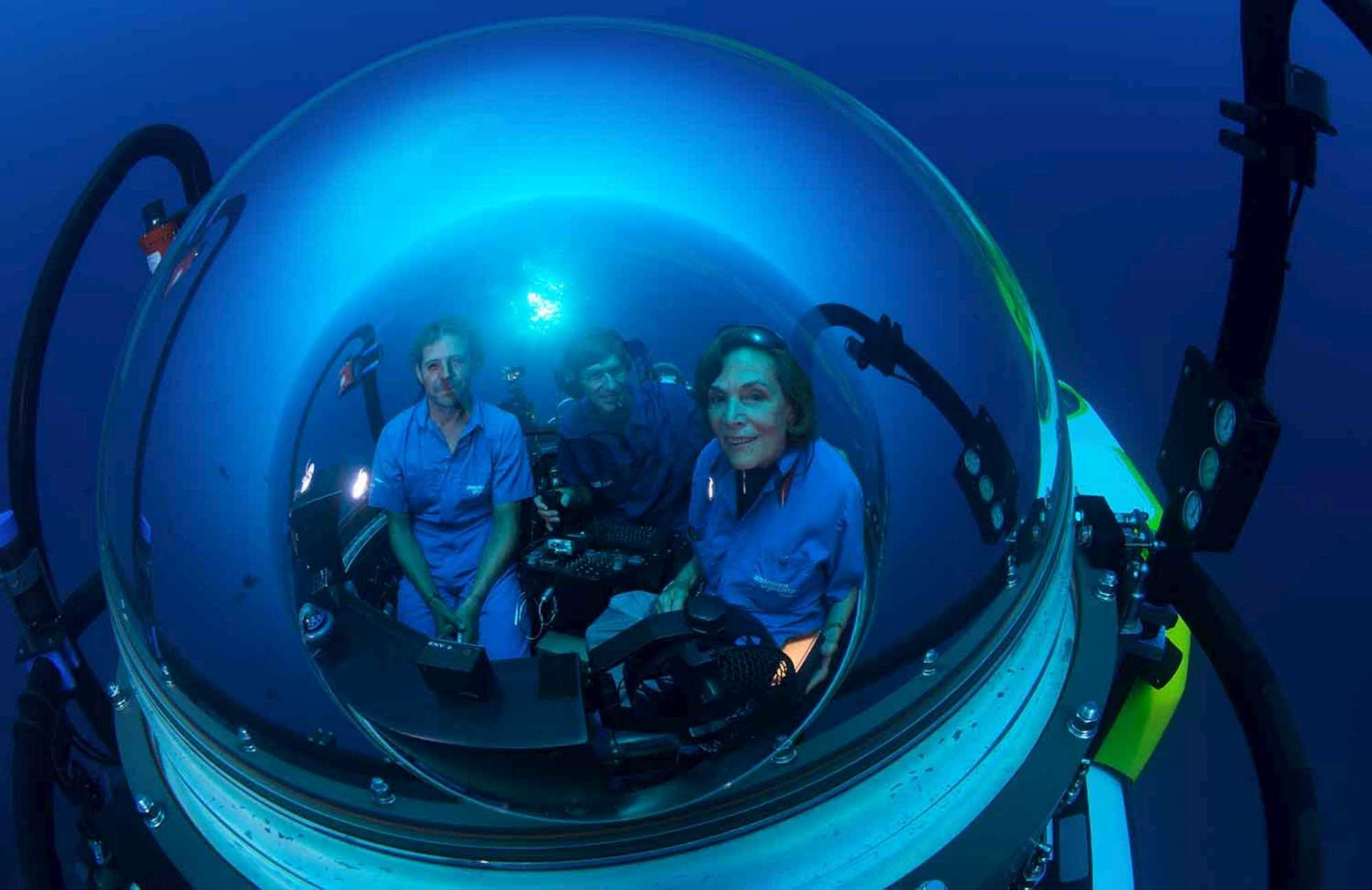Il sottomarino personale: un lusso da un milione di dollari