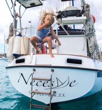 Vivere girando il mondo in barca