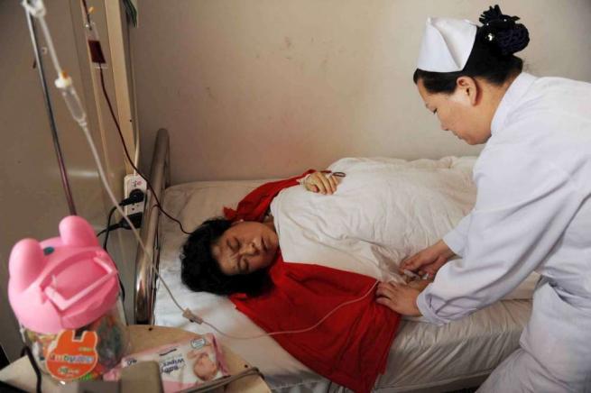Bambino cinese nasce prematuro, ma pesa già più di 6 chili
