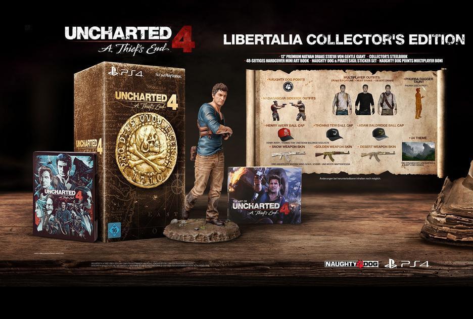 Collector s Edition: le statue più belle