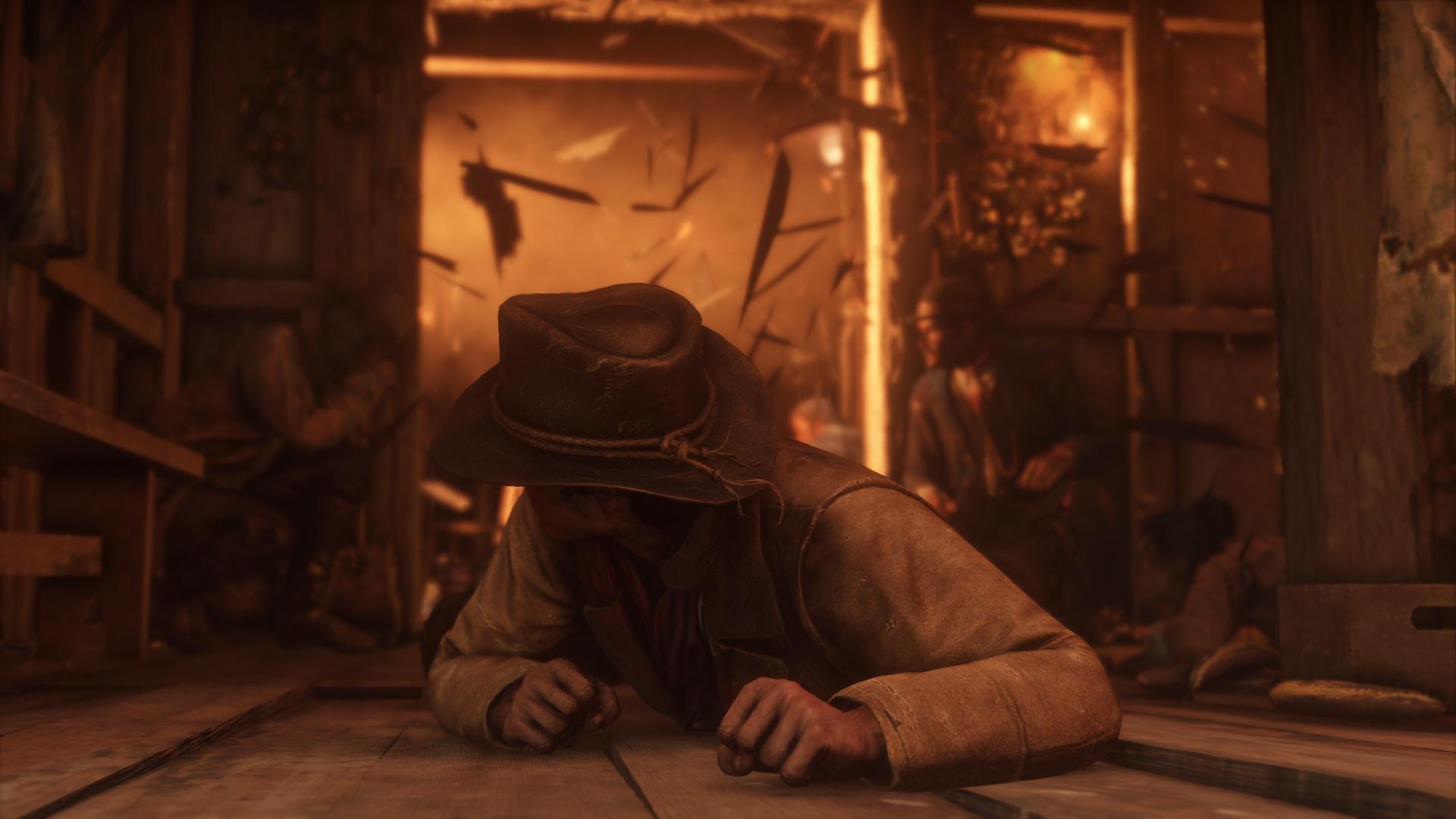 Sette splendidi scatti inediti di Red Dead Redemption II