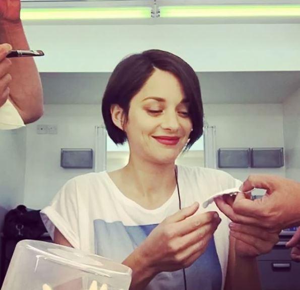 Pitt-Jolie, Marion Cotillard in dolce attesa augura ai Brangelina di trovare pace