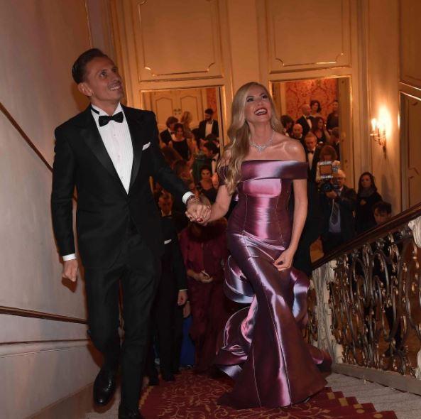 Federica Panicucci spegne 50 candeline, guarda la super festa a Villa Gernetto