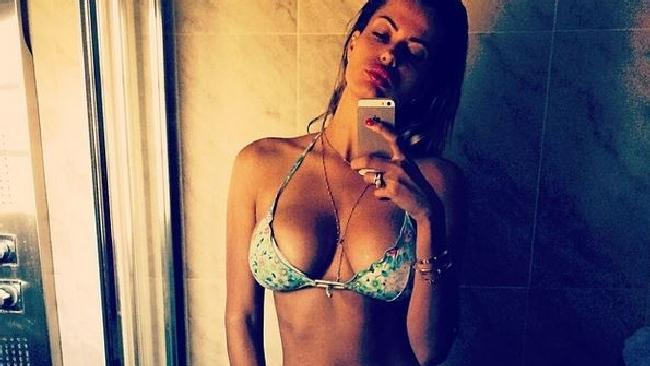 Bikini Giuliana Calandra naked (37 foto) Gallery, Snapchat, swimsuit
