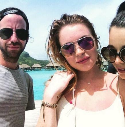 Lindsay Lohan, un virus contratto in vacanza la costringe al ricovero