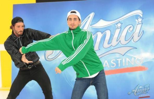Stefano e Marcello, coppia da casting