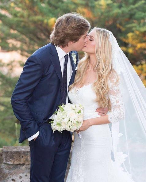 Matrimonio a Sutri per Martina Stella