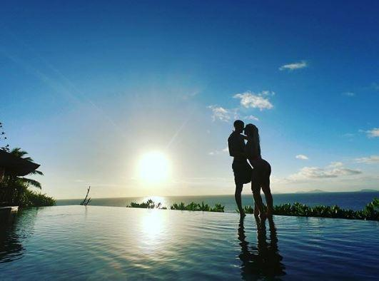 Wanda Nara e Icardi, vacanza a luci rosse alle Seychelles