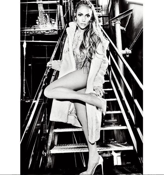 Jennifer Lopez e Mariah Carey su  Paper Magazine