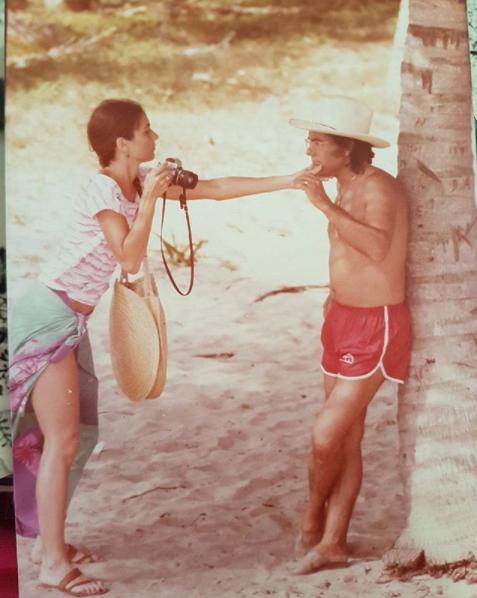 Al Bano e Romina, le splendide foto dagli anni Ottanta