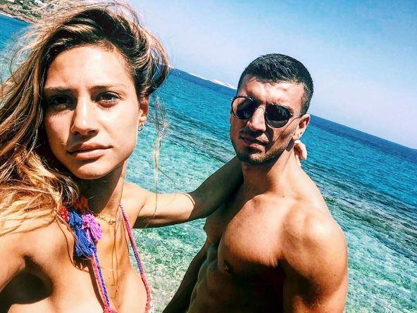 Beatrice Valli e Marco Fantini: