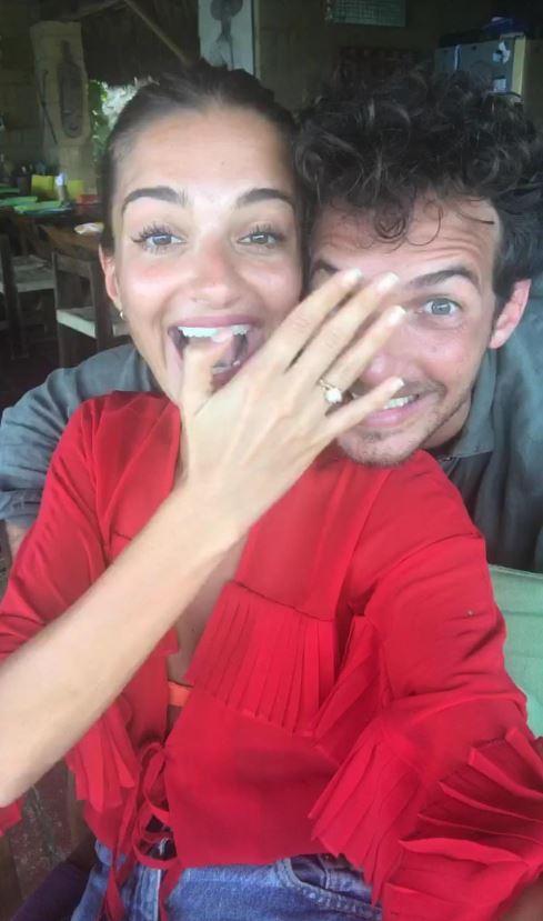 Riccardo Pozzoli, ex di Chiara Ferragni, sposa la sua modella