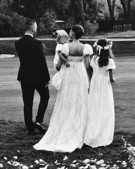 Bianca Balti sposa il suo Matt, il matrimonio