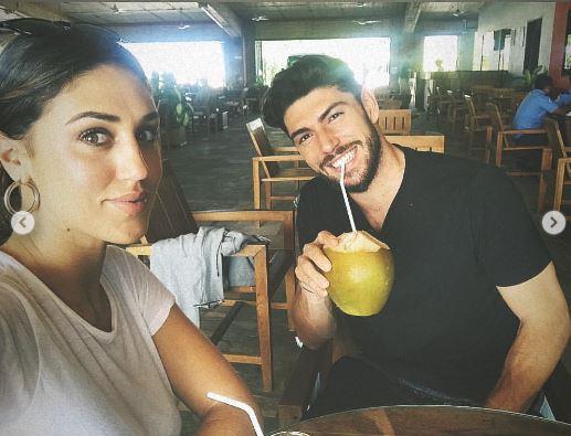 Cecilia Rodriguez e Ignazio Moser vacanza di coppia alle Maldive