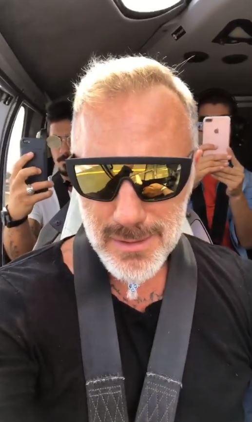 Gianluca Vacchi ai suoi detrattori:  Il vostro odio finirà nel nulla