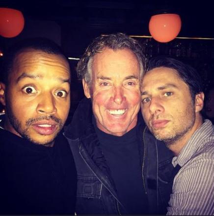 """Scrubs"": JD, Turk e Cox di nuovo insieme"