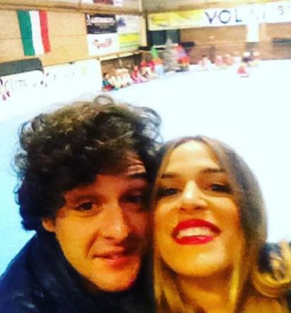 """""""GF 14"""", Barbara e Manfredi rompono il ghiaccio: fidanzamento """"in famiglia"""""""