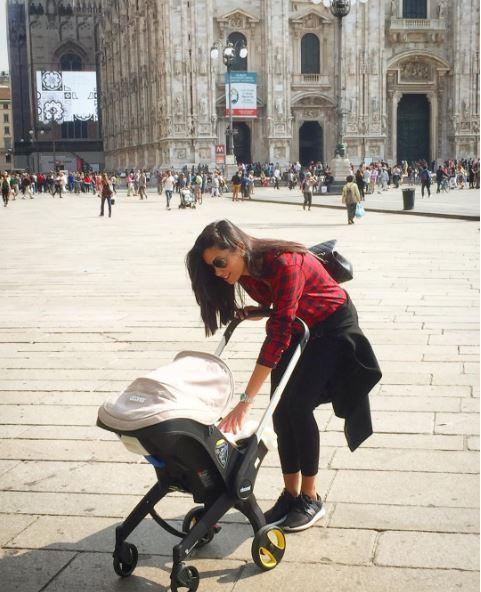 Federica Nargi è mamma della piccola Sofia