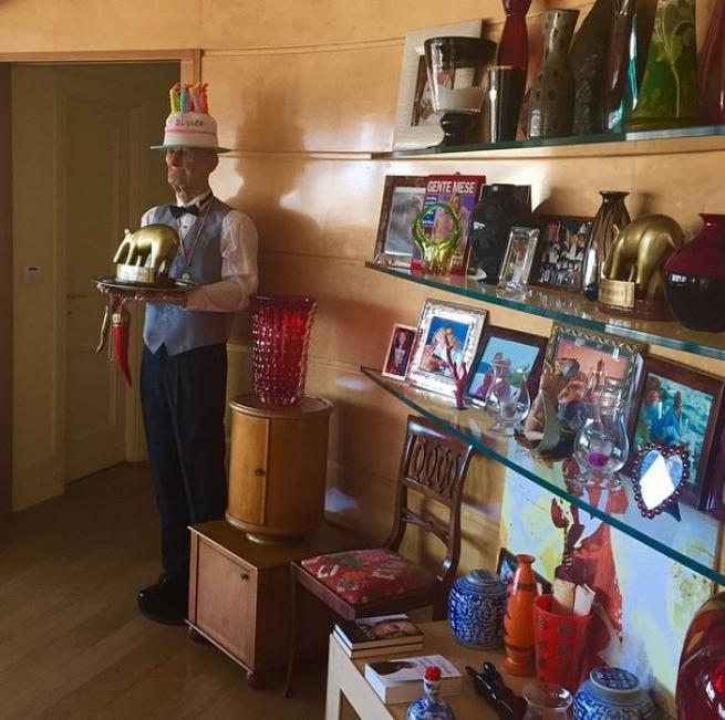 Vip a porte aperte sbirciamo nelle loro case tgcom24 for Case vip roma