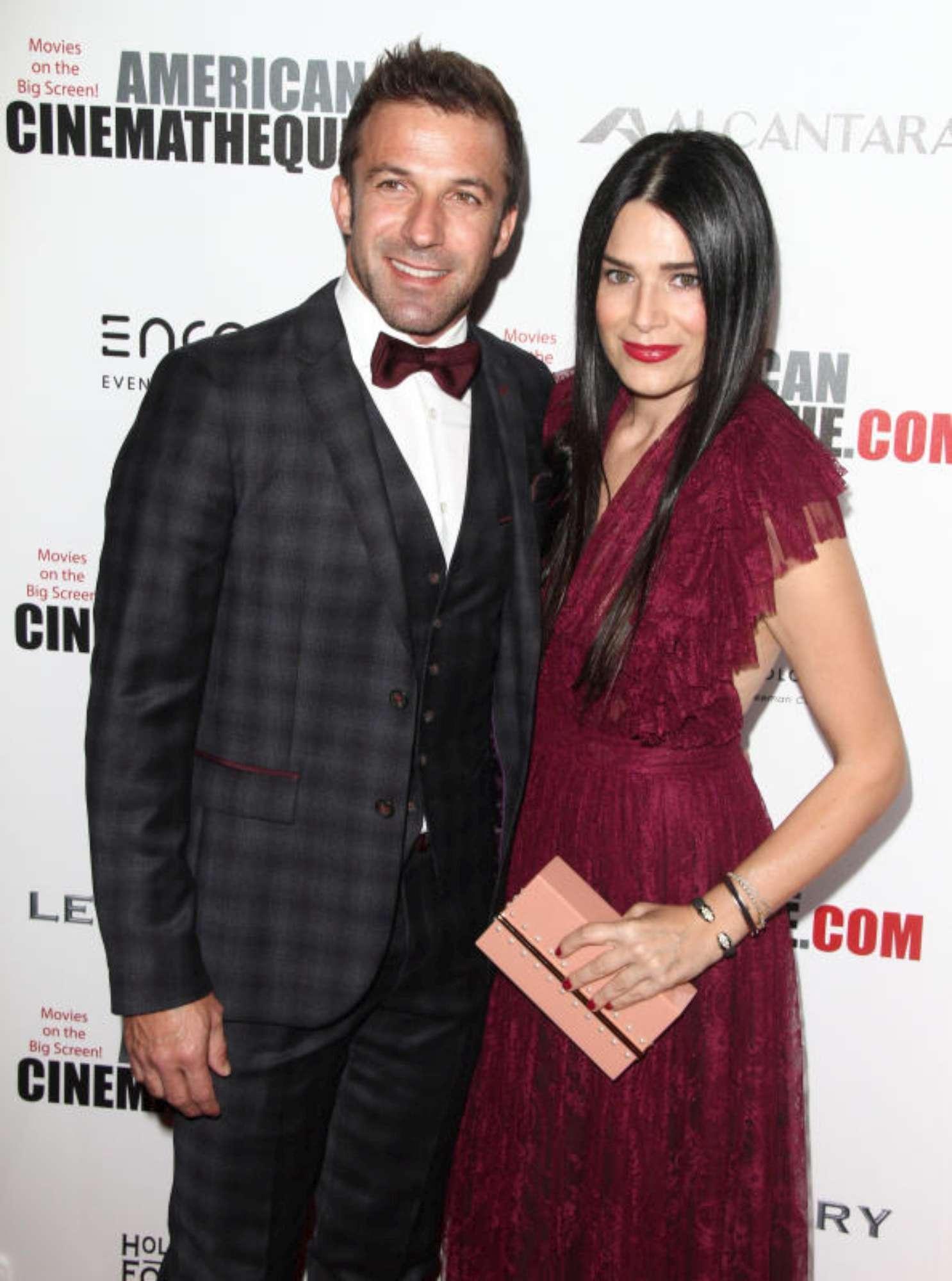 Alessandro Del Piero, con la moglie Sonia è finita