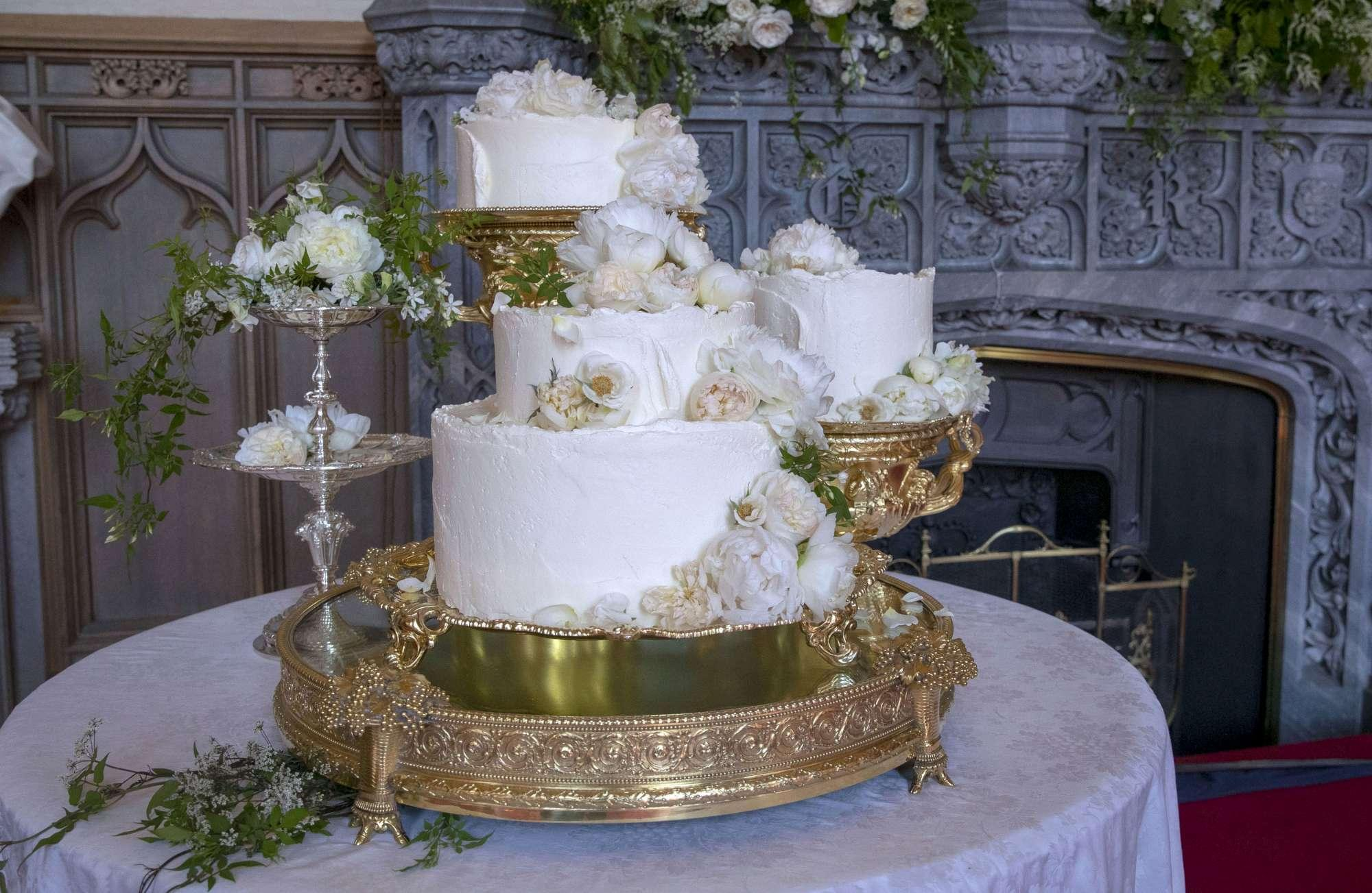 Royal wedding, la torta coi limoni di Amalfi da 50mila sterline