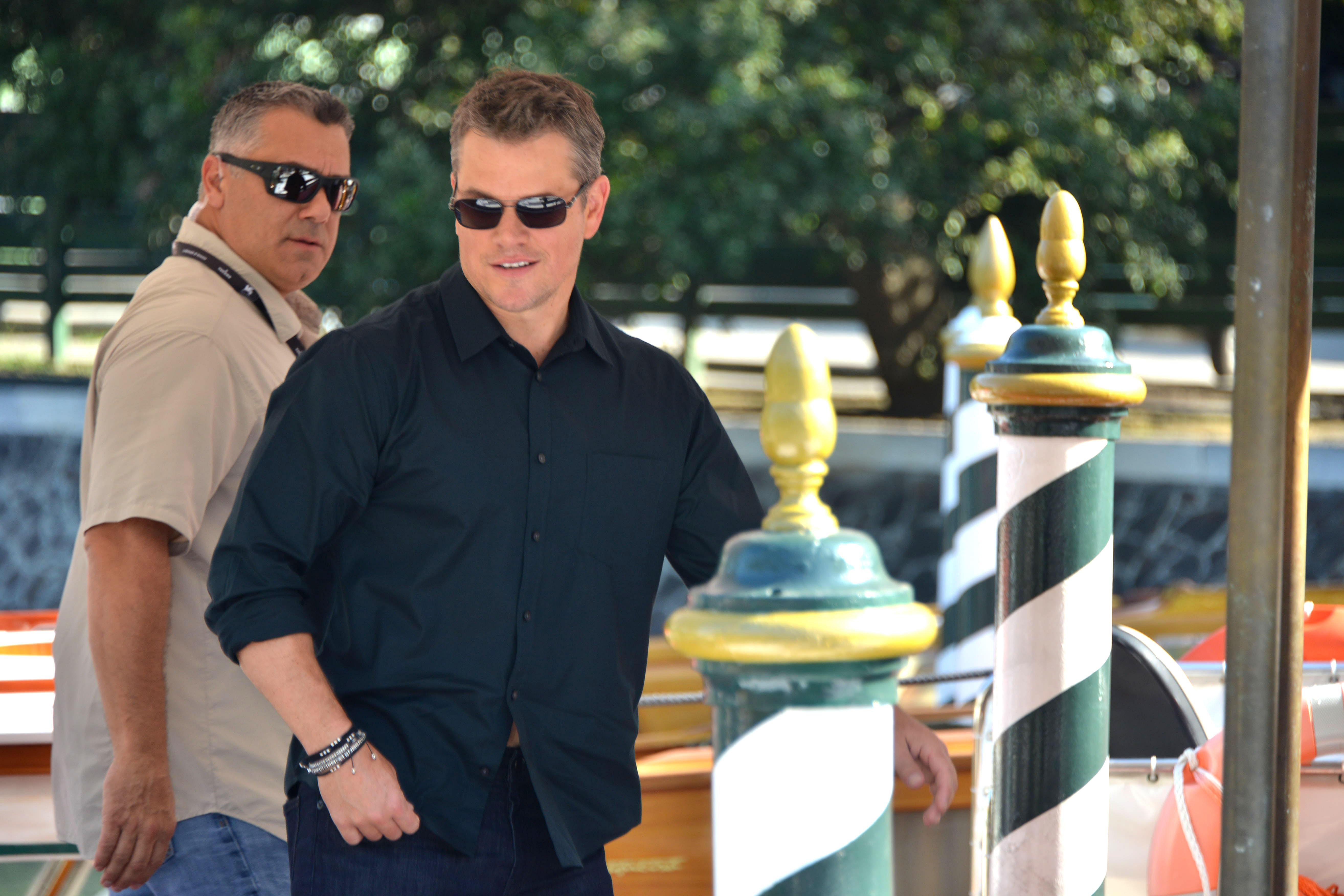 Venezia 74, i primi arrivi: Matt Damon, Annette Bening, Jasmine Trinca