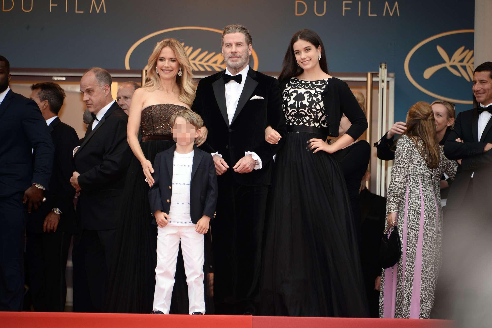 John Travolta, l attore americano a Cannes è una star