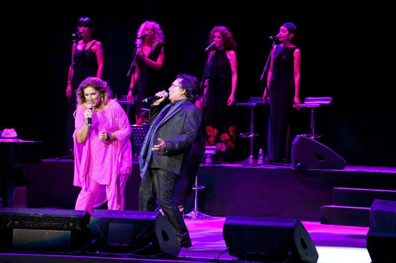 Al Bano e Romina Power, concerto a Roma con l emozione di sempre