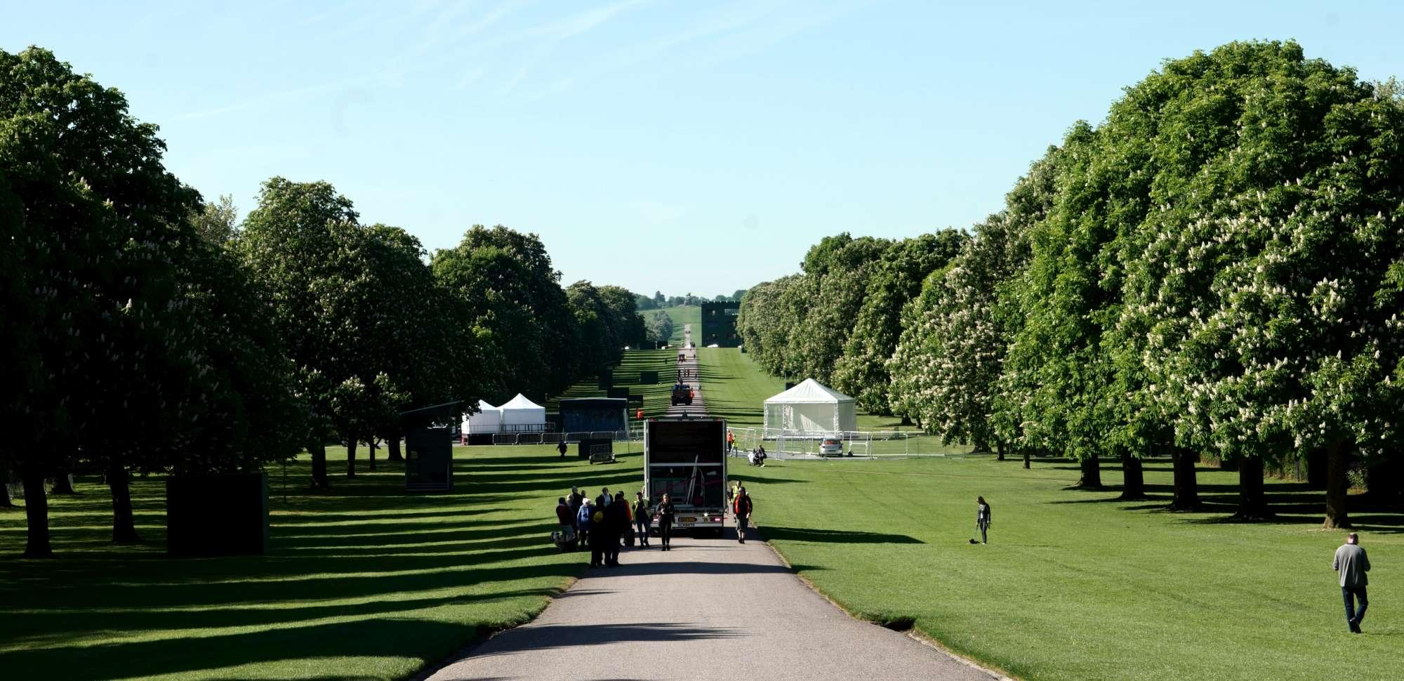 Nozze Harry-Meghan, guarda i preparativi al castello di Windsor