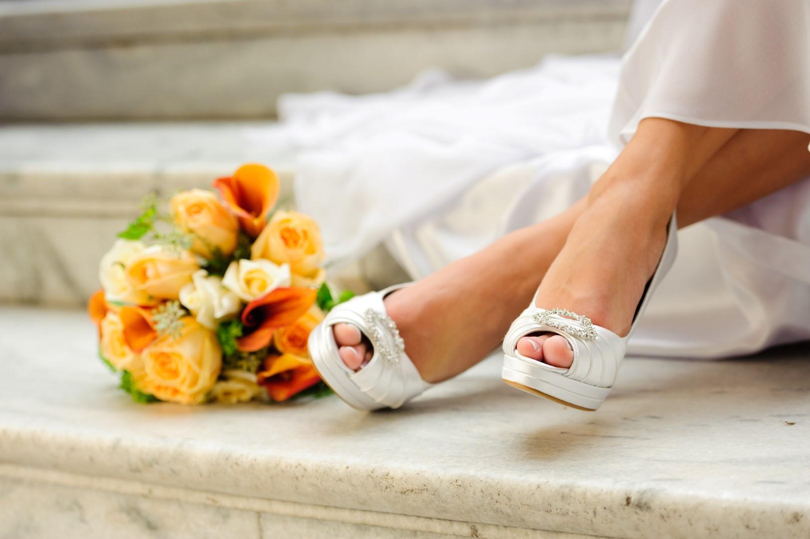Moda sposa: le scarpe per dire sì