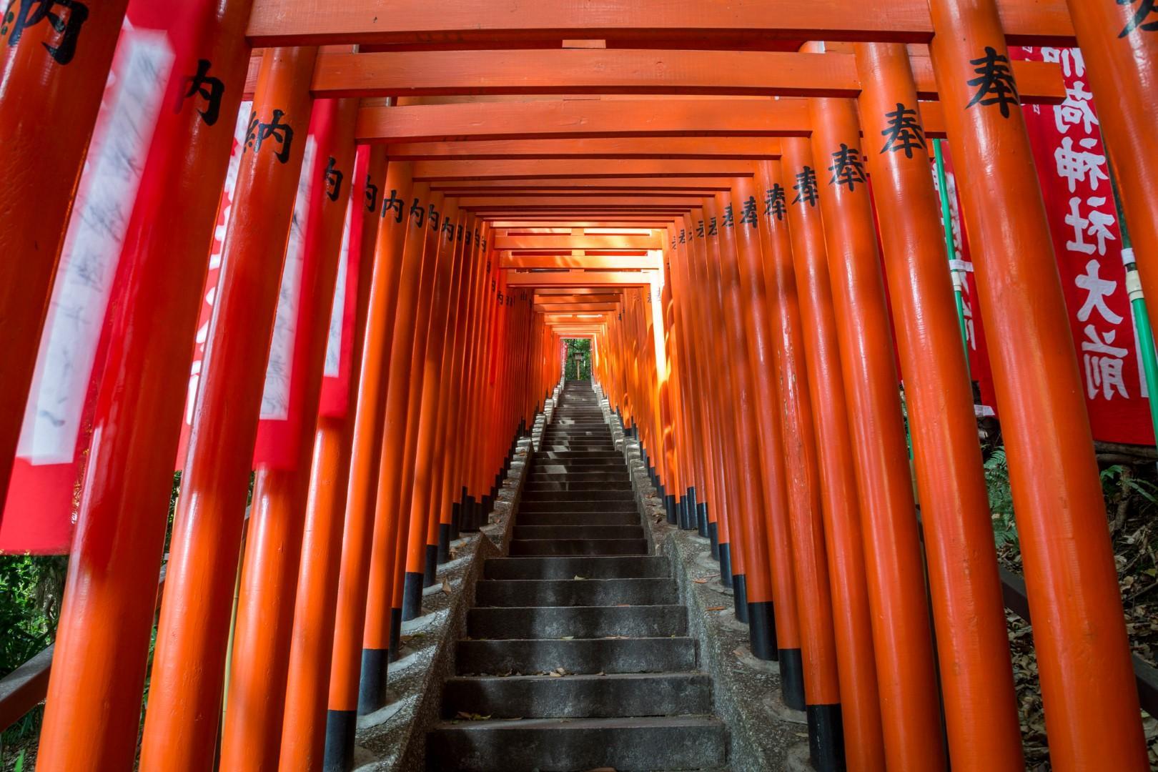Le scalinate più affascinanti del mondo