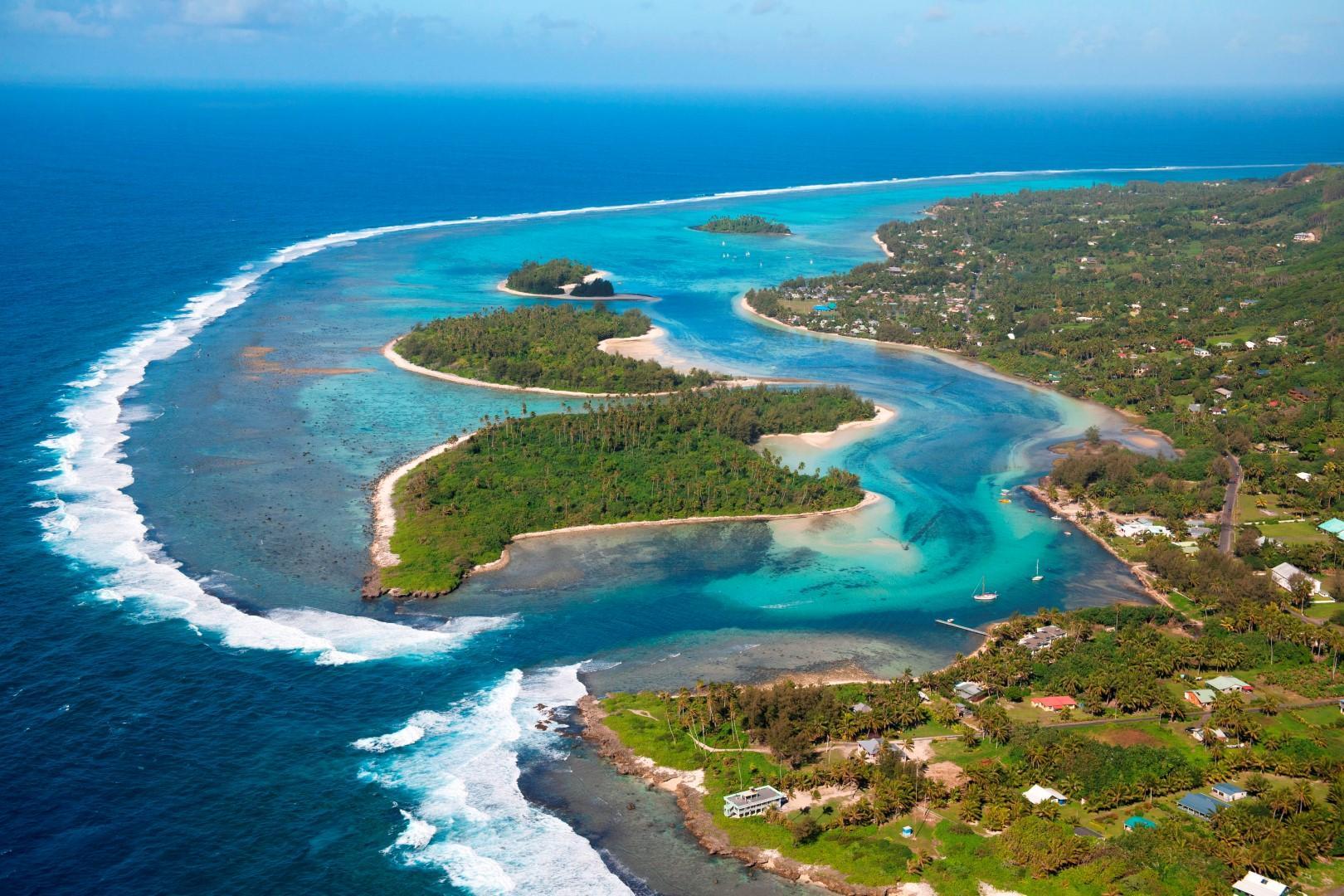 Mare da sogno: le isole più colorate