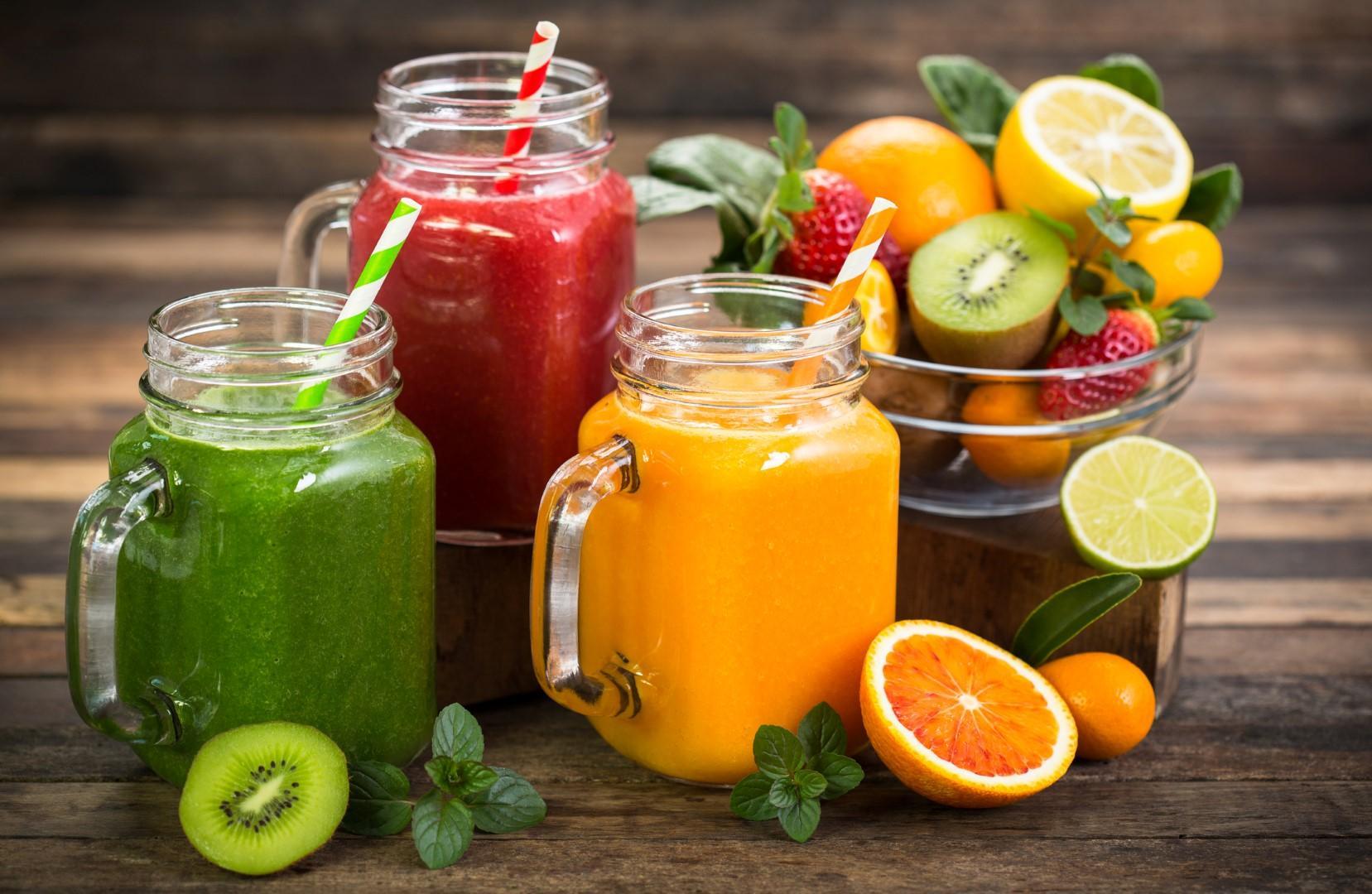Frutta: mettiamola nel bicchiere