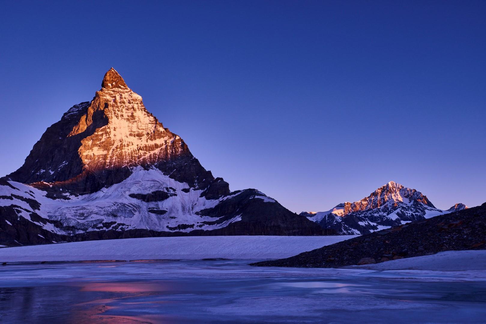 Da tutto il mondo i paesaggi di ghiaccio