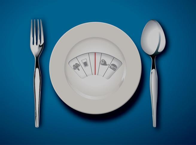 Come risvegliare il metabolismo con la dieta