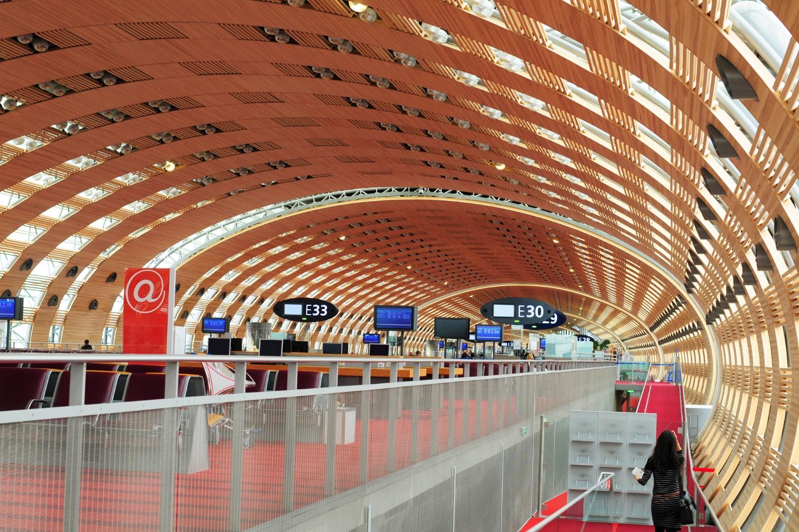 Undici avveniristici aeroporti in tutto il mondo