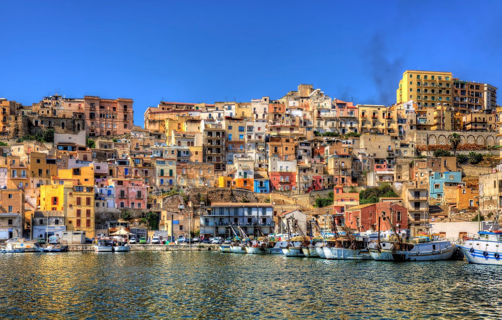 L'eterno incanto dei borghi di mare siciliani