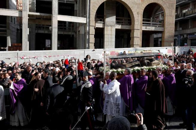 Dalla sua Pietrelcina a San Giovanni Rotondo: il viaggio delle spoglie di San Pio