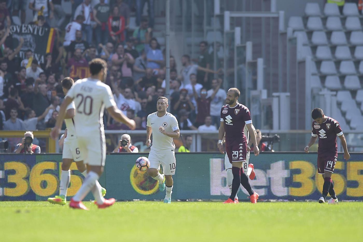 Totti, altro record: gol n. 250 in Serie A