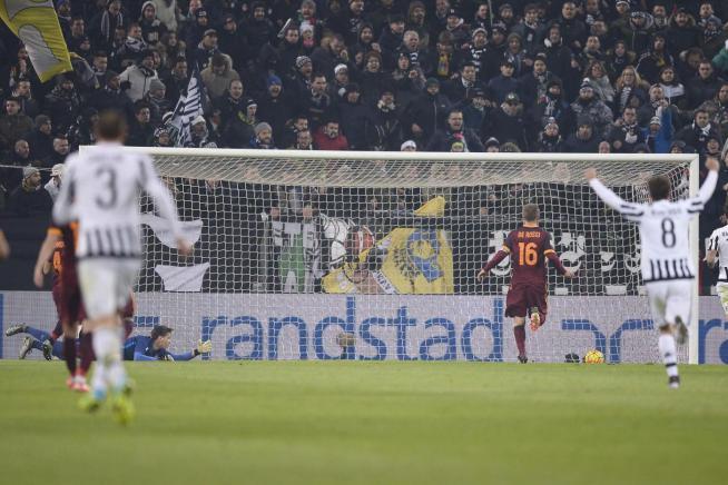 Juventus-Roma 1-0: Dybala affossa i giallorossi
