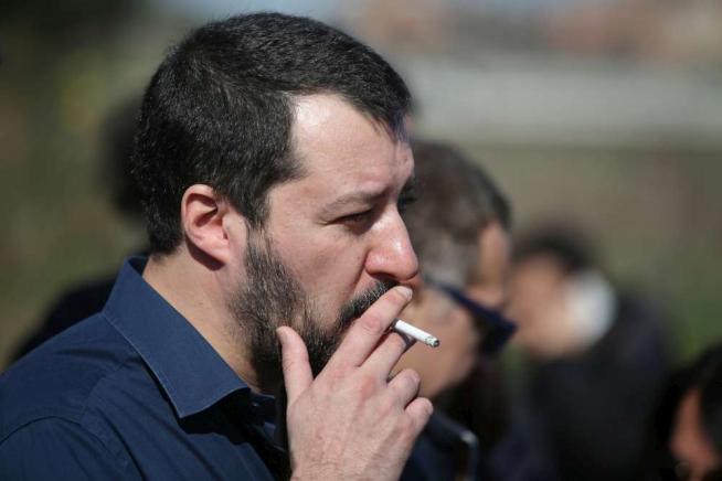 """Roma, Salvini: """"Sentirò i cittadini su Bertolaso ma ho altro nome"""""""