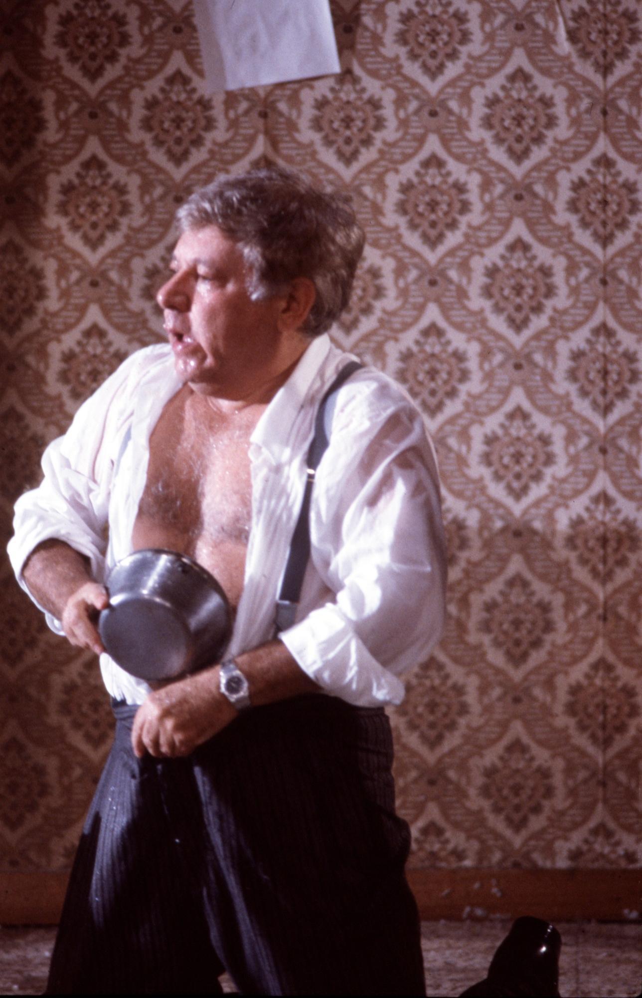 Paolo Villaggio, le foto dai suoi film più famosi