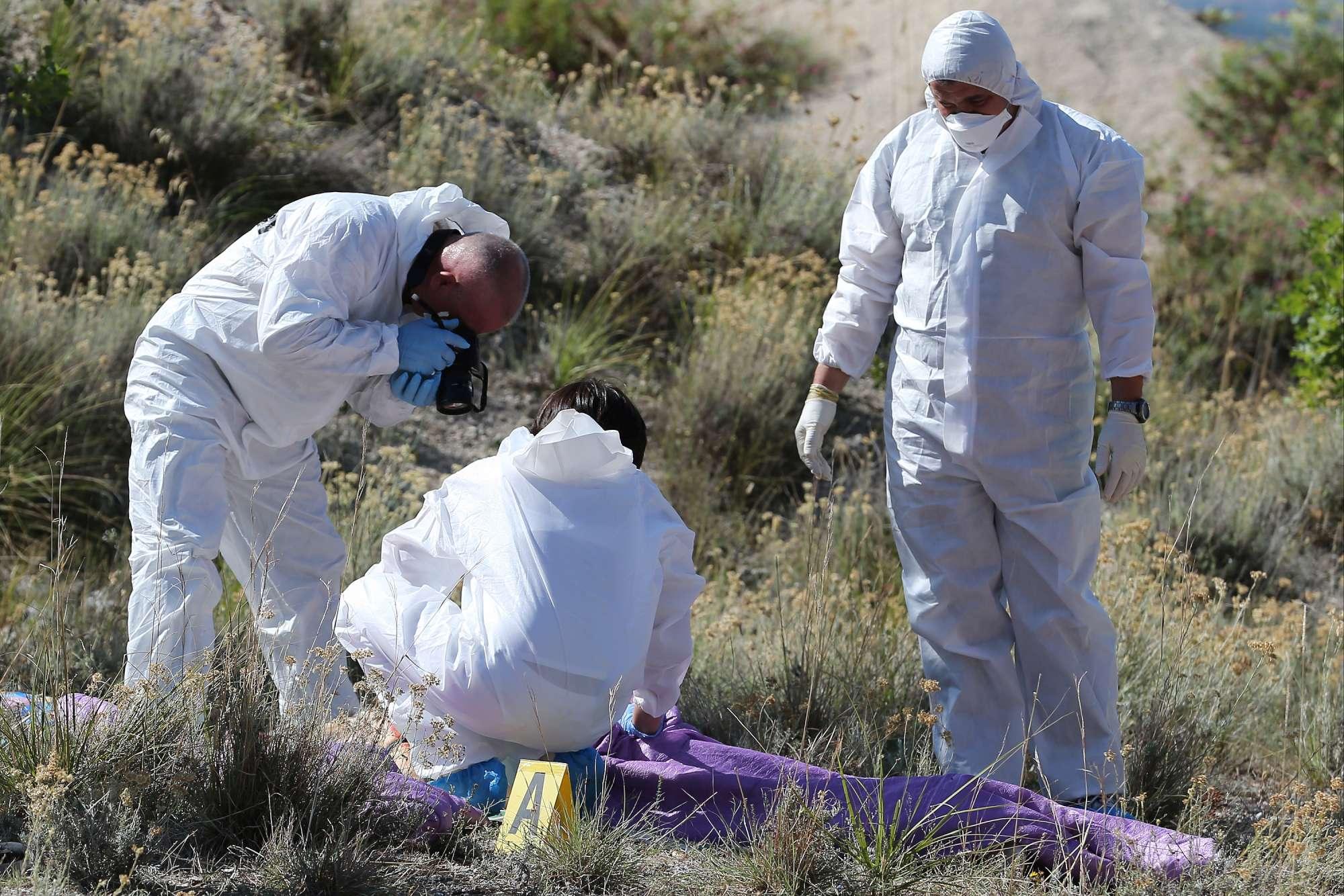 Catanese uccisa con 12 coltellate alla schiena, arrestato convivente$