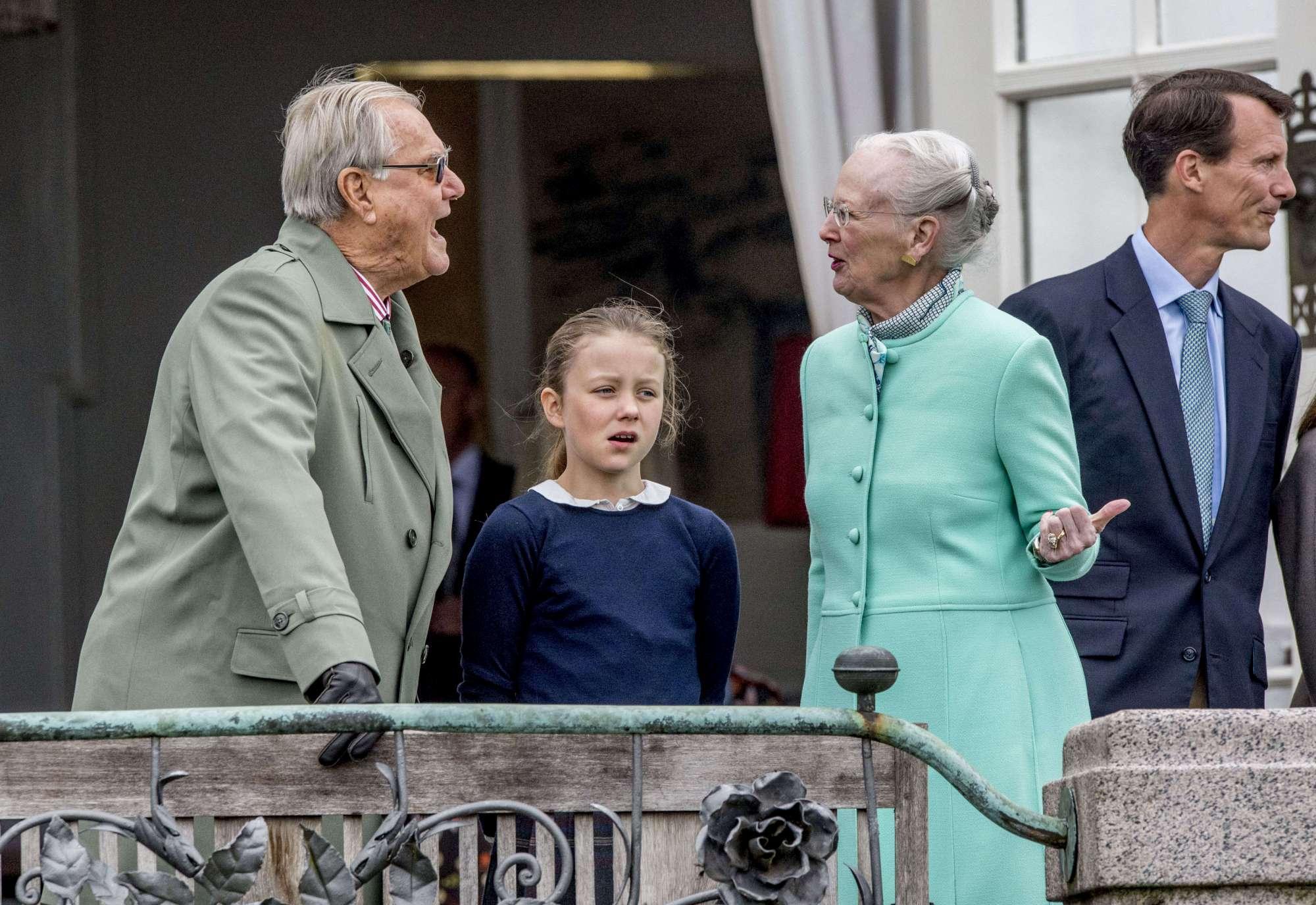 Danimarca, il principe non vuole esser sepolto con la regina