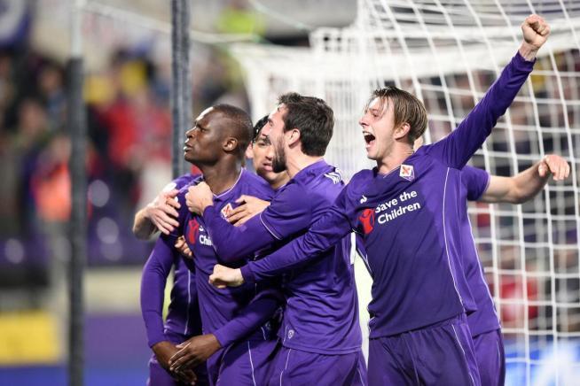 Fiorentina-Inter 2-1: decide Babacar al 91', viola terzi
